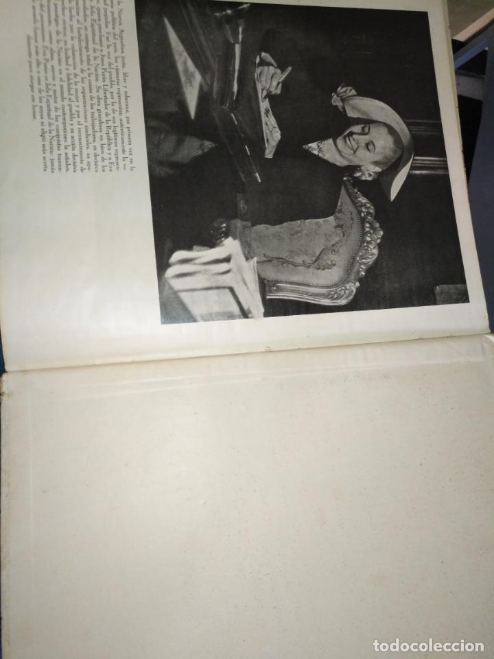 Libros de segunda mano: EVA PERON 34X28 CM 140 PAGINAS (FOTOS) S.I.P.A. SERVICIO INTERNACIONAL DE PUBLICACIONES ARGENTINA - Foto 15 - 184917350