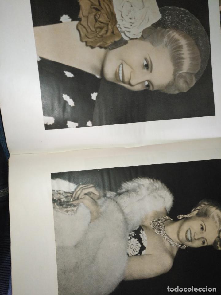 Libros de segunda mano: EVA PERON 34X28 CM 140 PAGINAS (FOTOS) S.I.P.A. SERVICIO INTERNACIONAL DE PUBLICACIONES ARGENTINA - Foto 17 - 184917350