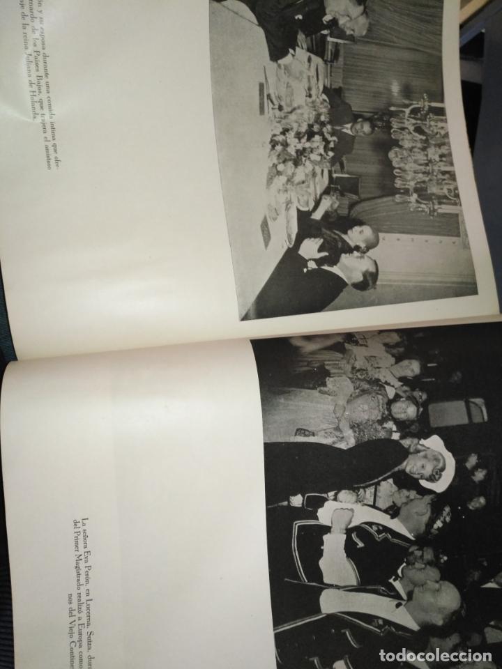 Libros de segunda mano: EVA PERON 34X28 CM 140 PAGINAS (FOTOS) S.I.P.A. SERVICIO INTERNACIONAL DE PUBLICACIONES ARGENTINA - Foto 23 - 184917350