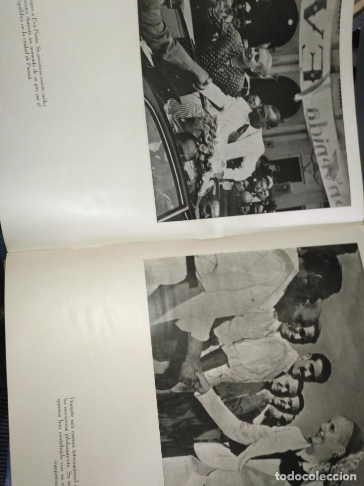 Libros de segunda mano: EVA PERON 34X28 CM 140 PAGINAS (FOTOS) S.I.P.A. SERVICIO INTERNACIONAL DE PUBLICACIONES ARGENTINA - Foto 25 - 184917350