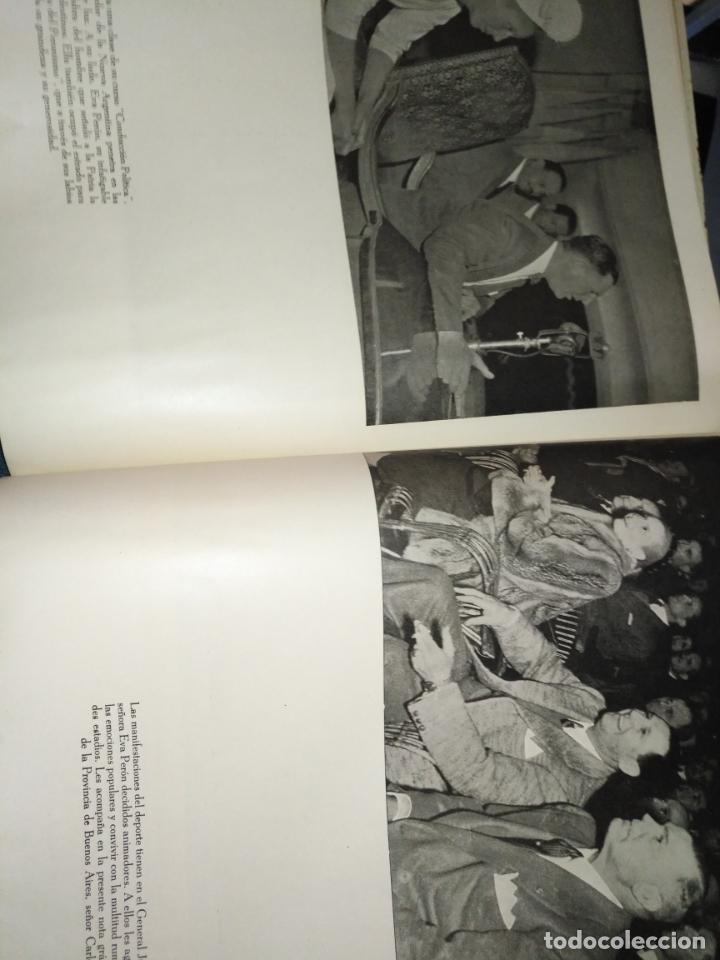 Libros de segunda mano: EVA PERON 34X28 CM 140 PAGINAS (FOTOS) S.I.P.A. SERVICIO INTERNACIONAL DE PUBLICACIONES ARGENTINA - Foto 32 - 184917350
