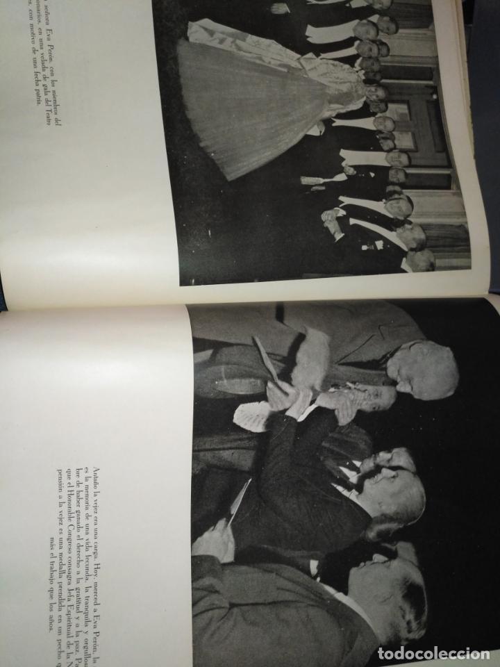 Libros de segunda mano: EVA PERON 34X28 CM 140 PAGINAS (FOTOS) S.I.P.A. SERVICIO INTERNACIONAL DE PUBLICACIONES ARGENTINA - Foto 35 - 184917350
