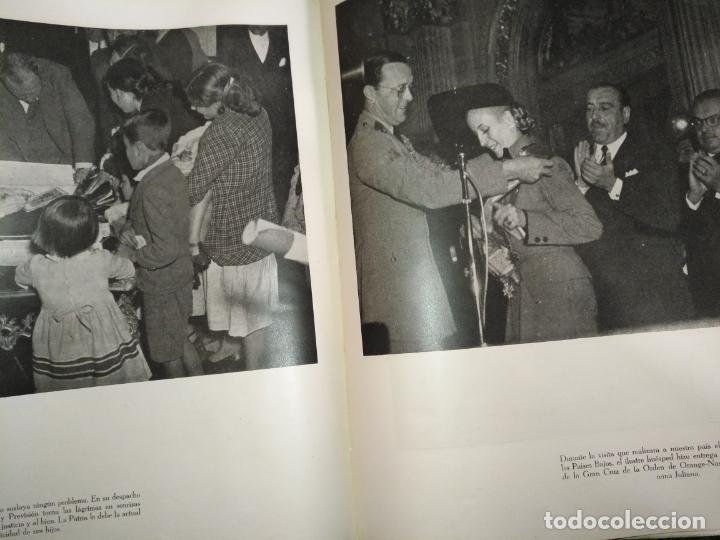 Libros de segunda mano: EVA PERON 34X28 CM 140 PAGINAS (FOTOS) S.I.P.A. SERVICIO INTERNACIONAL DE PUBLICACIONES ARGENTINA - Foto 38 - 184917350