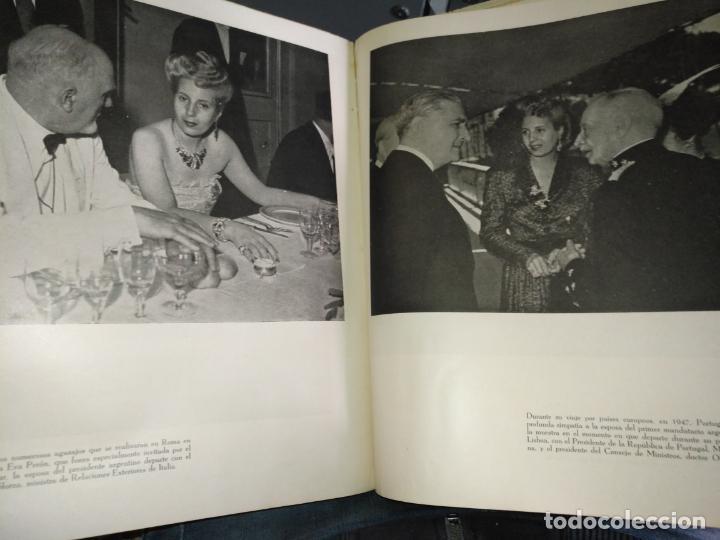 Libros de segunda mano: EVA PERON 34X28 CM 140 PAGINAS (FOTOS) S.I.P.A. SERVICIO INTERNACIONAL DE PUBLICACIONES ARGENTINA - Foto 40 - 184917350