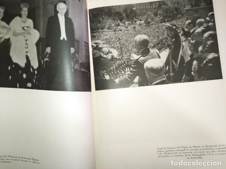 Libros de segunda mano: EVA PERON 34X28 CM 140 PAGINAS (FOTOS) S.I.P.A. SERVICIO INTERNACIONAL DE PUBLICACIONES ARGENTINA - Foto 45 - 184917350