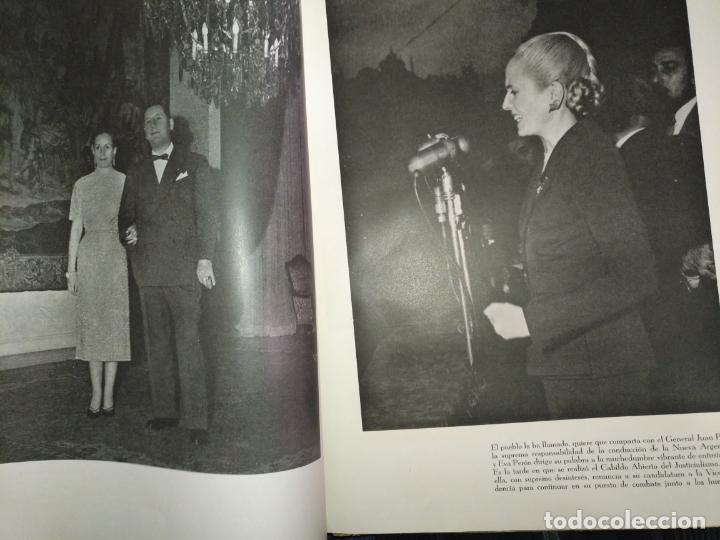Libros de segunda mano: EVA PERON 34X28 CM 140 PAGINAS (FOTOS) S.I.P.A. SERVICIO INTERNACIONAL DE PUBLICACIONES ARGENTINA - Foto 48 - 184917350