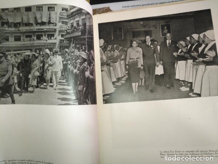 Libros de segunda mano: EVA PERON 34X28 CM 140 PAGINAS (FOTOS) S.I.P.A. SERVICIO INTERNACIONAL DE PUBLICACIONES ARGENTINA - Foto 49 - 184917350