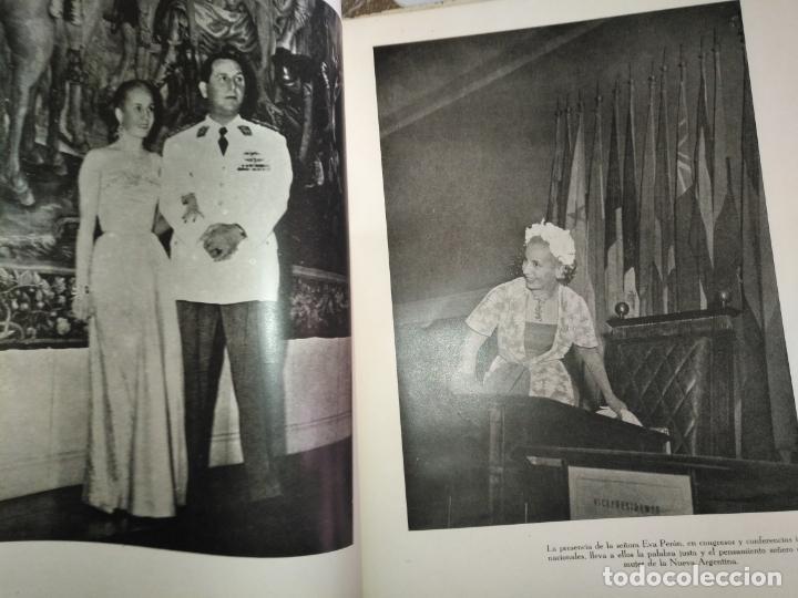 Libros de segunda mano: EVA PERON 34X28 CM 140 PAGINAS (FOTOS) S.I.P.A. SERVICIO INTERNACIONAL DE PUBLICACIONES ARGENTINA - Foto 52 - 184917350