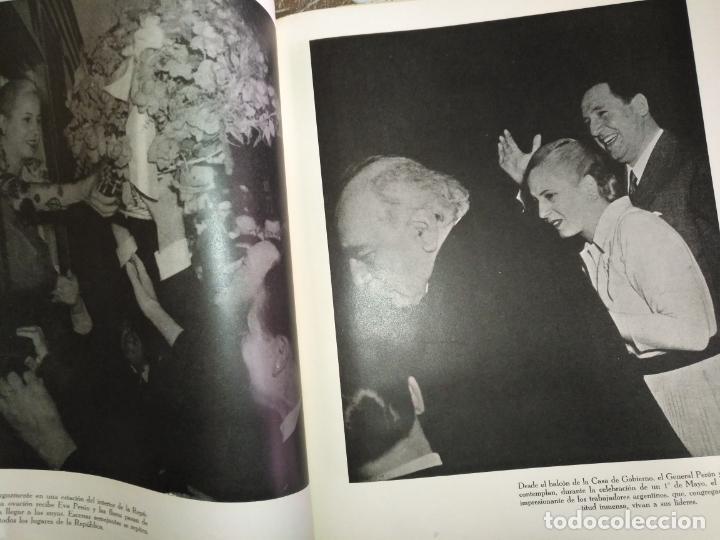Libros de segunda mano: EVA PERON 34X28 CM 140 PAGINAS (FOTOS) S.I.P.A. SERVICIO INTERNACIONAL DE PUBLICACIONES ARGENTINA - Foto 54 - 184917350