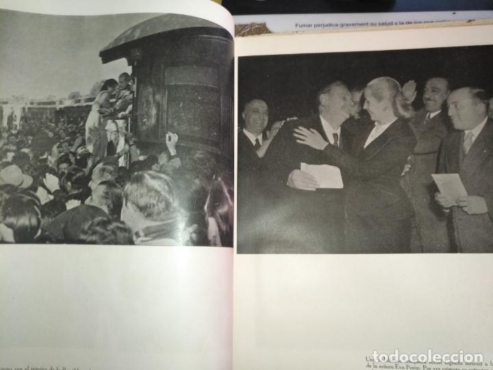Libros de segunda mano: EVA PERON 34X28 CM 140 PAGINAS (FOTOS) S.I.P.A. SERVICIO INTERNACIONAL DE PUBLICACIONES ARGENTINA - Foto 55 - 184917350