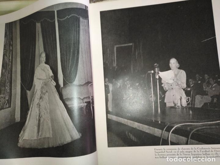 Libros de segunda mano: EVA PERON 34X28 CM 140 PAGINAS (FOTOS) S.I.P.A. SERVICIO INTERNACIONAL DE PUBLICACIONES ARGENTINA - Foto 56 - 184917350