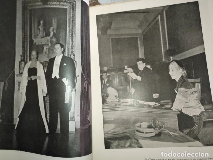 Libros de segunda mano: EVA PERON 34X28 CM 140 PAGINAS (FOTOS) S.I.P.A. SERVICIO INTERNACIONAL DE PUBLICACIONES ARGENTINA - Foto 57 - 184917350