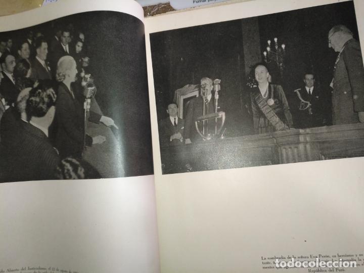 Libros de segunda mano: EVA PERON 34X28 CM 140 PAGINAS (FOTOS) S.I.P.A. SERVICIO INTERNACIONAL DE PUBLICACIONES ARGENTINA - Foto 58 - 184917350