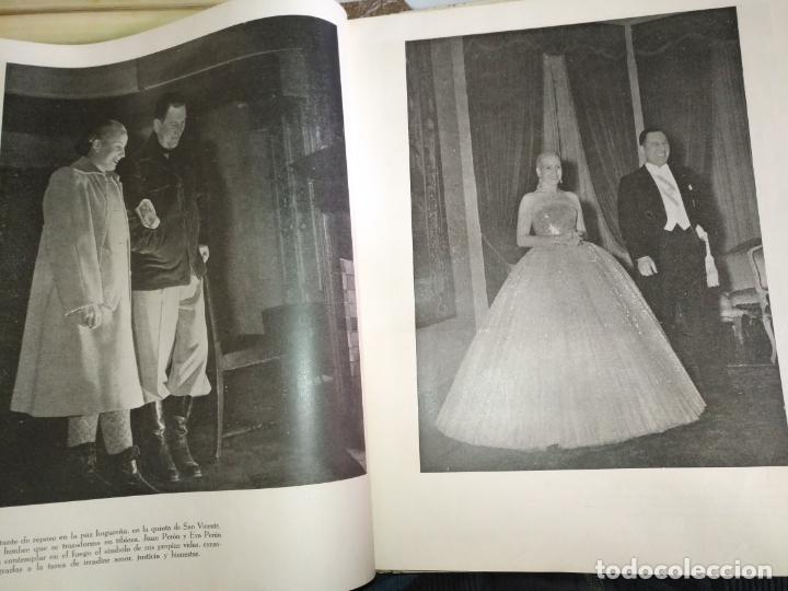Libros de segunda mano: EVA PERON 34X28 CM 140 PAGINAS (FOTOS) S.I.P.A. SERVICIO INTERNACIONAL DE PUBLICACIONES ARGENTINA - Foto 64 - 184917350