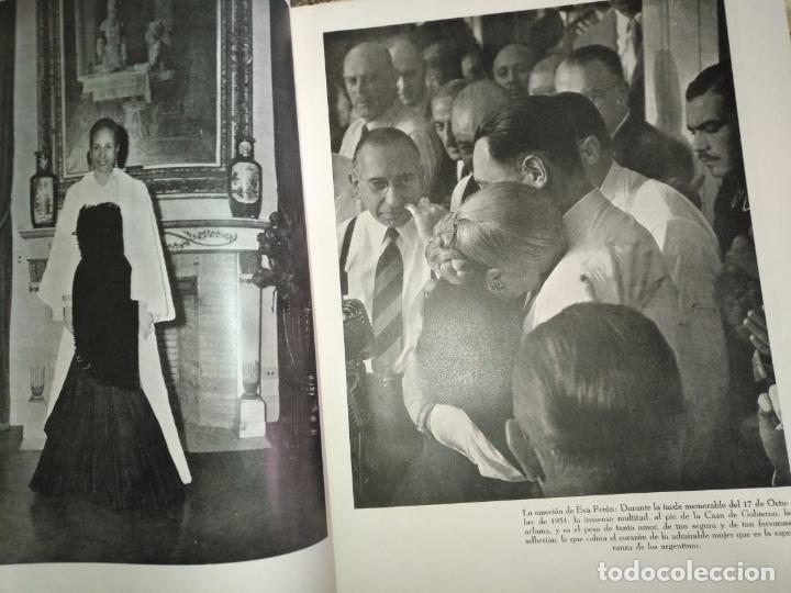 Libros de segunda mano: EVA PERON 34X28 CM 140 PAGINAS (FOTOS) S.I.P.A. SERVICIO INTERNACIONAL DE PUBLICACIONES ARGENTINA - Foto 66 - 184917350