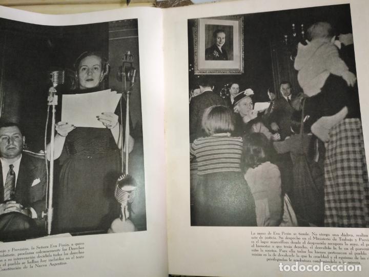 Libros de segunda mano: EVA PERON 34X28 CM 140 PAGINAS (FOTOS) S.I.P.A. SERVICIO INTERNACIONAL DE PUBLICACIONES ARGENTINA - Foto 68 - 184917350