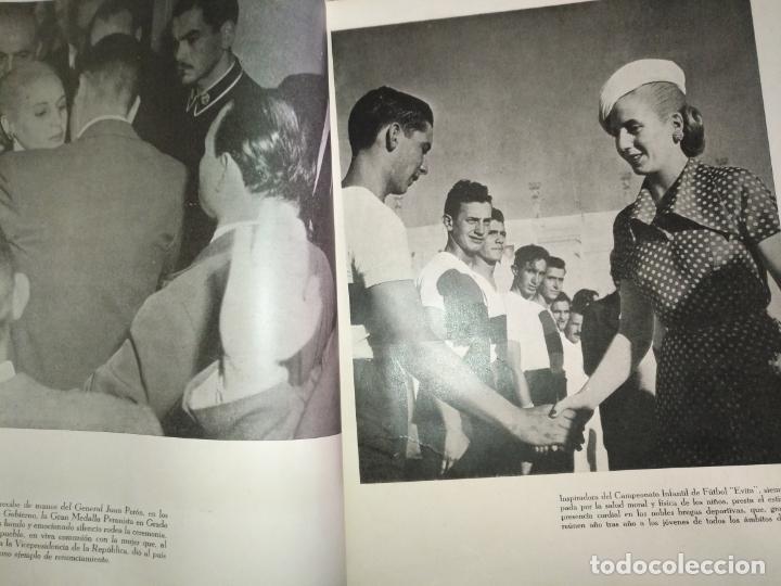Libros de segunda mano: EVA PERON 34X28 CM 140 PAGINAS (FOTOS) S.I.P.A. SERVICIO INTERNACIONAL DE PUBLICACIONES ARGENTINA - Foto 69 - 184917350