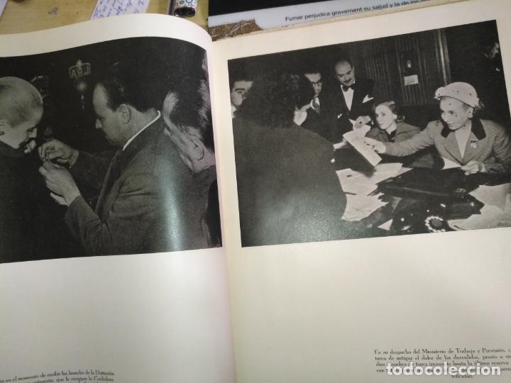 Libros de segunda mano: EVA PERON 34X28 CM 140 PAGINAS (FOTOS) S.I.P.A. SERVICIO INTERNACIONAL DE PUBLICACIONES ARGENTINA - Foto 71 - 184917350