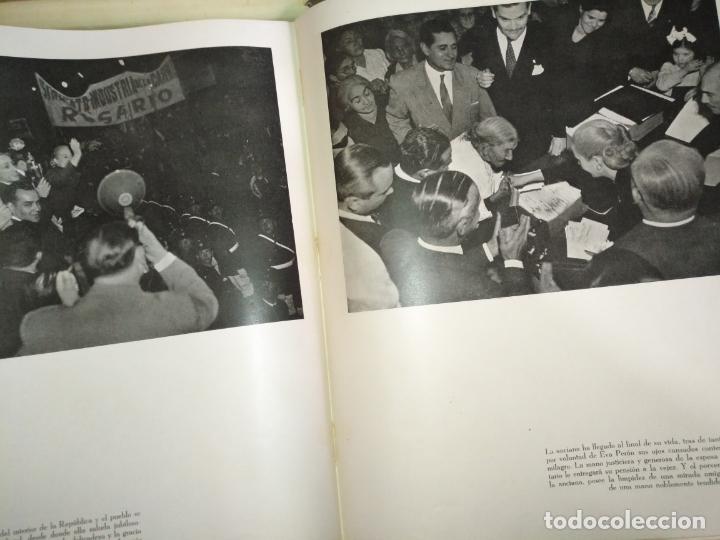 Libros de segunda mano: EVA PERON 34X28 CM 140 PAGINAS (FOTOS) S.I.P.A. SERVICIO INTERNACIONAL DE PUBLICACIONES ARGENTINA - Foto 73 - 184917350