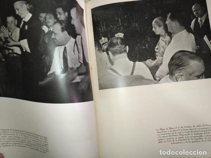 Libros de segunda mano: EVA PERON 34X28 CM 140 PAGINAS (FOTOS) S.I.P.A. SERVICIO INTERNACIONAL DE PUBLICACIONES ARGENTINA - Foto 77 - 184917350