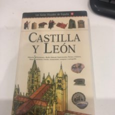 Libros de segunda mano: CASTILLA Y LEON. Lote 186082647