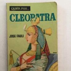 Libros de segunda mano: 6 LIBROS DE MURILLO, CLEOPATRA, MARIA ANTONIETA, JUANA DE ARCO, MARIA MAGDALENA Y ENRIQUE VIII. Lote 187435137