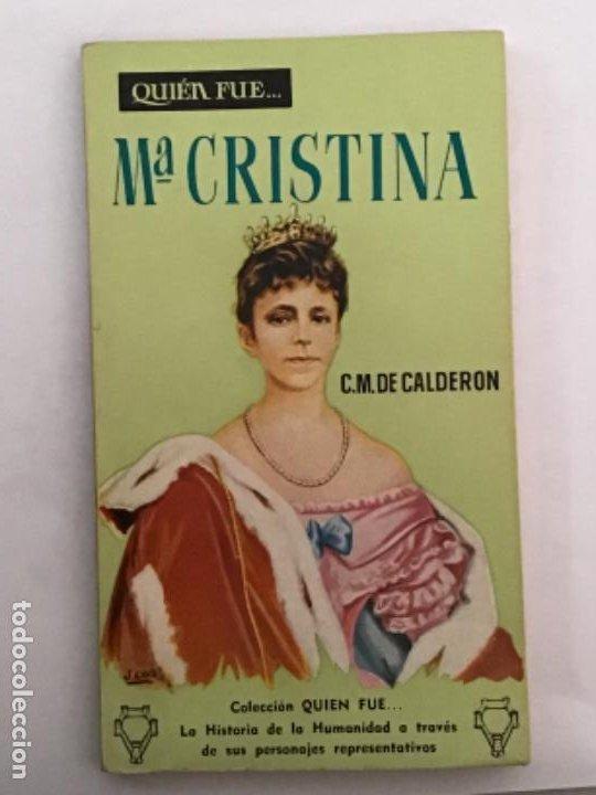 Libros de segunda mano: Alfonso XII, Maria Cristina, Isabel II, La princesa de Ebolí y Blanca de Navarra - Foto 2 - 187436255
