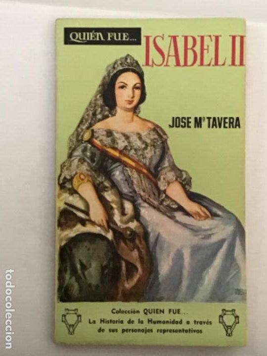 Libros de segunda mano: Alfonso XII, Maria Cristina, Isabel II, La princesa de Ebolí y Blanca de Navarra - Foto 4 - 187436255