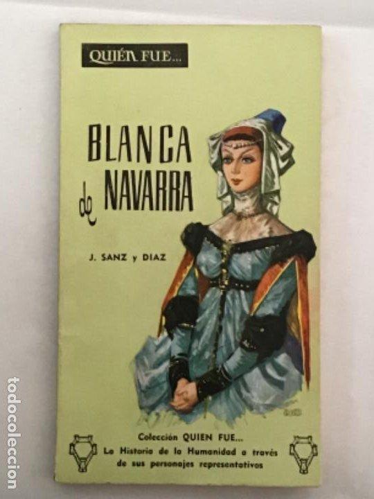 Libros de segunda mano: Alfonso XII, Maria Cristina, Isabel II, La princesa de Ebolí y Blanca de Navarra - Foto 5 - 187436255