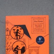 Libros de segunda mano: FUN HOME: UNA FAMILIA TRAGICÓMICA ALISON CECHDEL RESERVOIR BOOKS. Lote 187436553