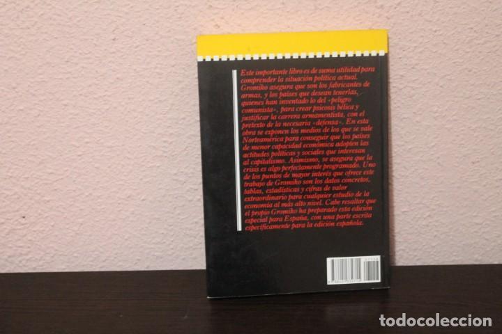 Libros de segunda mano: ANDREI A. GROMIKO : MIS ESCRITOS Y PENSAMIENTOS, 1985 - Foto 3 - 187437656
