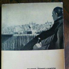 Libros de segunda mano: GREGORIO MARAÑON CUENTA SU VIDA. 1961. ENVIO INCLUIDO.. Lote 187440787