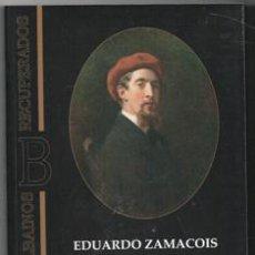 Livros em segunda mão: EDUARDO ZAMACOIS. PINTOR DE DETALLES. JAVIER NOVO GONZÁLEZ. Lote 188803188