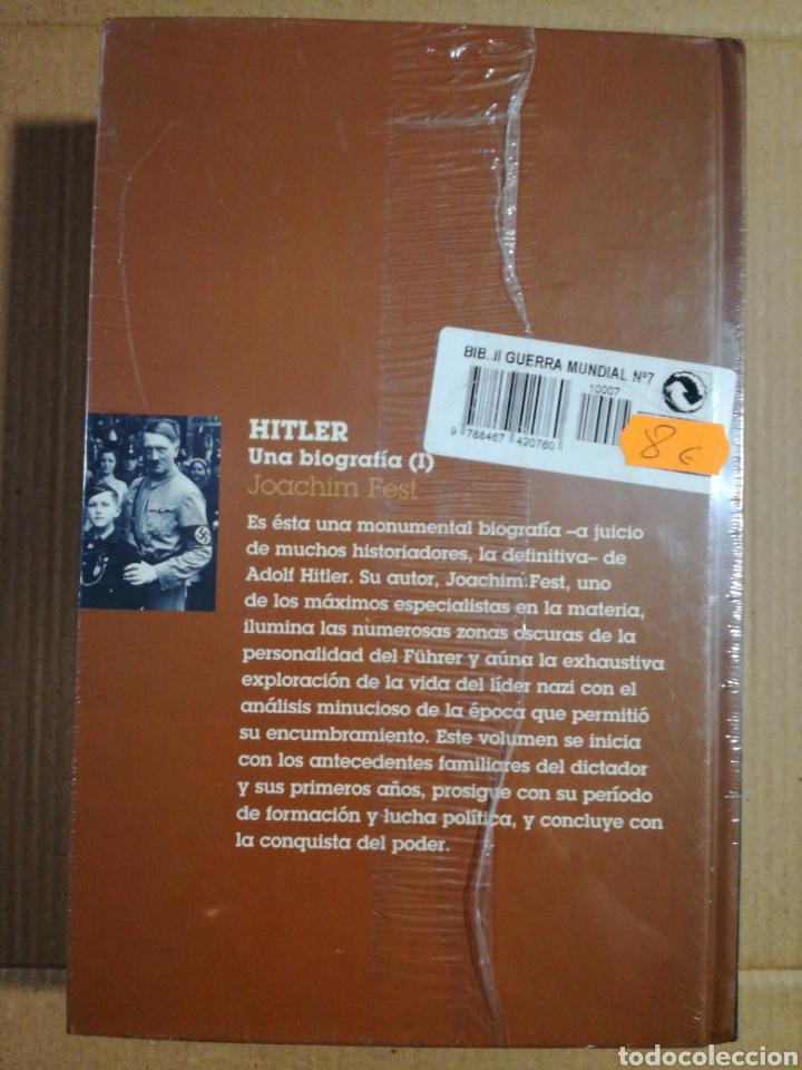 Libros de segunda mano: Hitler una biografía ( I ) joachim fest (precintado) - Foto 2 - 189256040