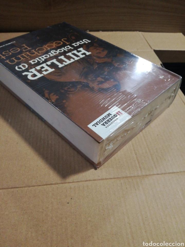 Libros de segunda mano: Hitler una biografía ( I ) joachim fest (precintado) - Foto 3 - 189256040