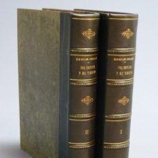 Libros de segunda mano: PÍO BAROJA Y SU TIEMPO - SEBASTIÁN JUAN ARBÓ EDITORIAL PLANETA - BARCELONA 1969. Lote 189284397