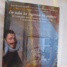 Libros de segunda mano: DE TODOS LOS INGENIOS LOS MEJORES-MONTERO/GONZALEZ S./RUEDA/ALONSO - PRECINTADO.. Lote 245773410