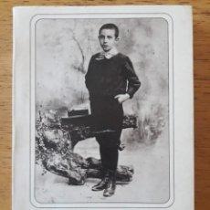 Libros de segunda mano: FERNANDO PESSOA UNA FOTOBIOGRAFIA / MARIA JOSE DE LANCASTRE / EDI. CENTRO DE ESTUDOS PESSOANOS / 4ª . Lote 190345126