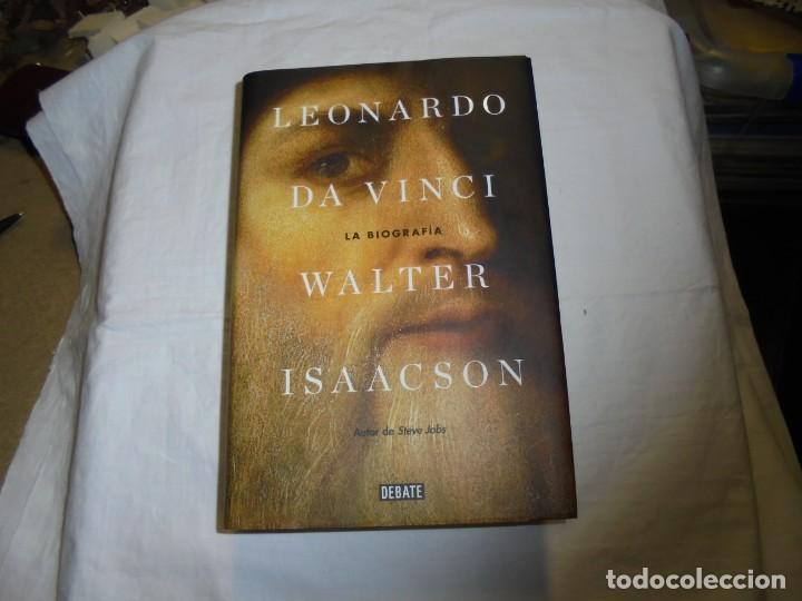 Leonardo Da Vinci La Biografia Walter Isaacson Sold Through Direct Sale 190896303