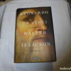 Leonardo Da Vinci La Biografia Walter Isaacson Sold Through Direct Sale 190896303