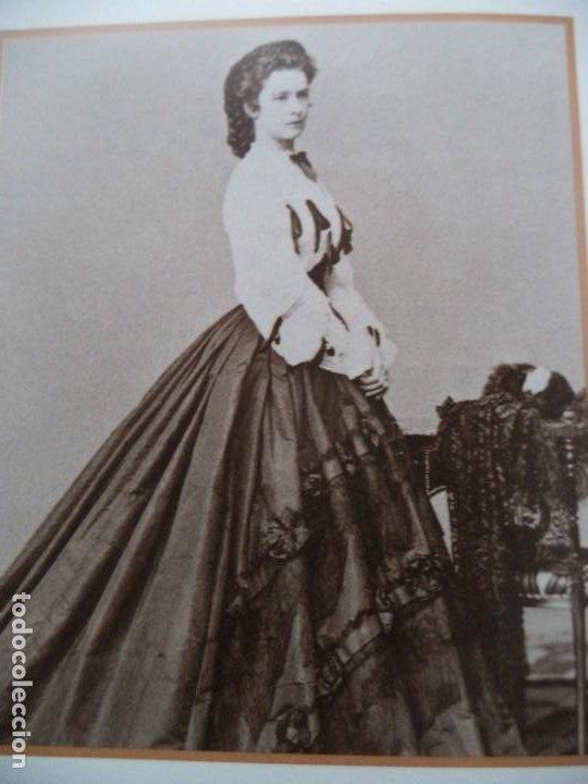 Libros de segunda mano: ELISABETH DE AUSTRIA HUNGRIA ALBUM PRIVADO ANGELES CASO PLANETA BUEN ESTADO - Foto 3 - 191254345