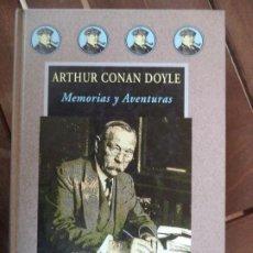 Libros de segunda mano: MEMORIAS Y AVENTURAS ARTHUR CONAN DOYLE VALDEMARPERFECTO ESTADO . Lote 191259722