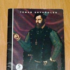 Libros de segunda mano: DOTOR, ÁNGEL. JUAN DE JUANES (TEMAS ESPAÑOLES ; 449).. Lote 191262521