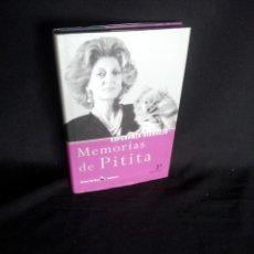Libros de segunda mano: ESPERANZA RIDRUEJO - MEMORIAS DE PITITA - YEMAS DE HOY, MEMORIAS TERCERA EDICION 2002. Lote 191725565
