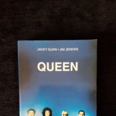 Livres d'occasion: QUEEN - JACKY GUNN Y JIM JENKINS. Lote 191956147