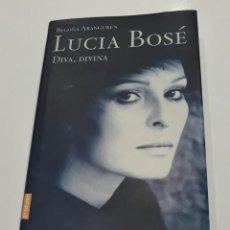 Libros de segunda mano: LUCIA BOSE: DIVA, DIVINA - BEGOÑA ARANGUREN. Lote 192026206