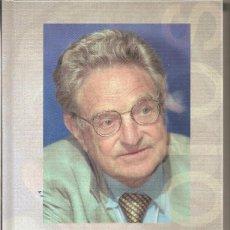 Libros de segunda mano: GEORGE SOROS. Lote 192156385