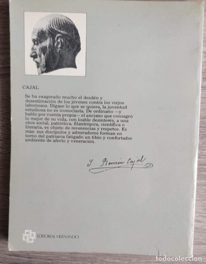 Libros de segunda mano: CAMINOS ABIERTOS ** POR SANTIAGO RAMÓN Y CAJAL - Foto 2 - 192620840
