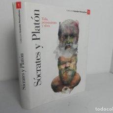 Livros em segunda mão: SÓCRATES Y PLATÓN (VIDA, PENSAMIENTO Y OBRA) COLECC. GRANDES PENSADORES Nº 1 - EL MUNDO - 2007. Lote 192857601