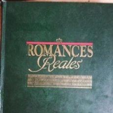 Libros de segunda mano: ROMANCES REALES. 3 TOMOS. PLANETA. Lote 193336713
